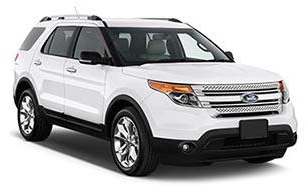 Ford Explorer Limited o similar