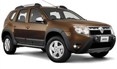 Cat. F (Renault Duster o Similar)