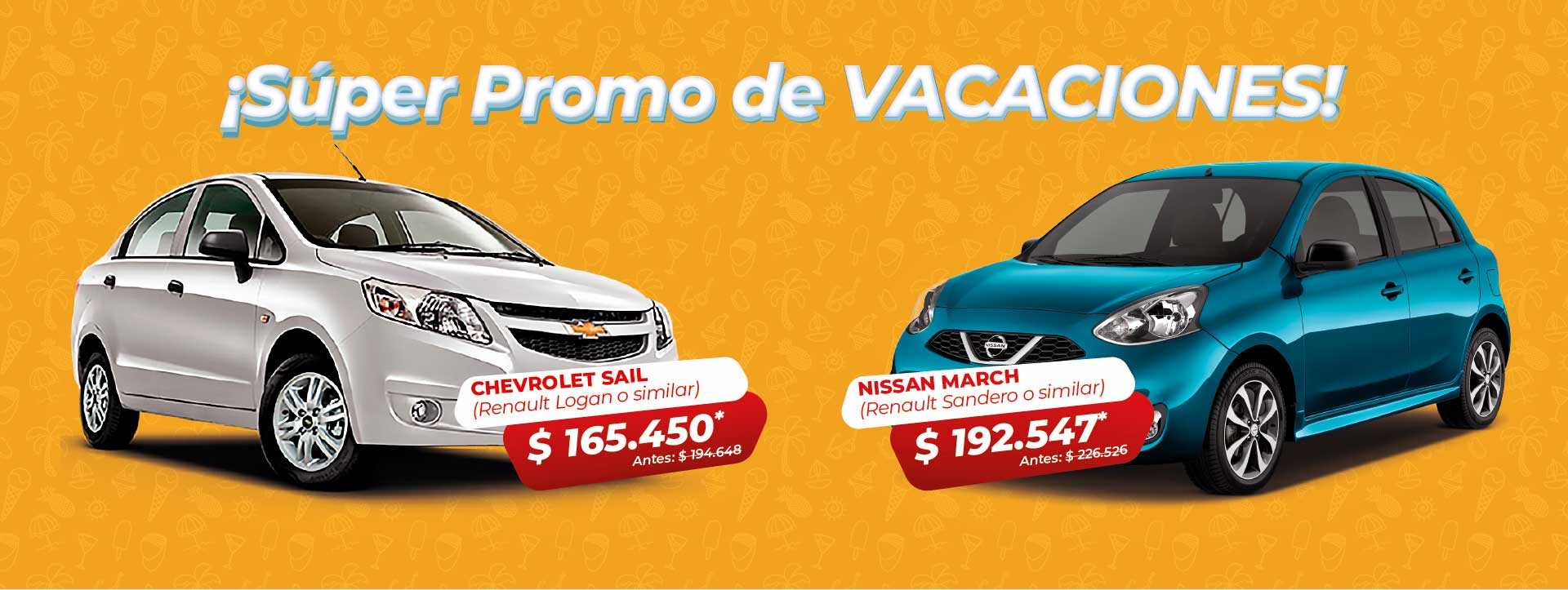 Rent a Car in Colombia, The best Offers