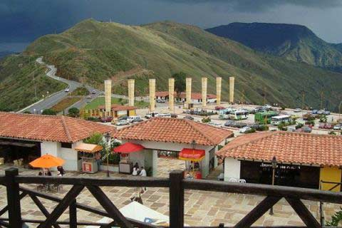 Rent a car in Bucaramanga and visit the National Park Chicamocha