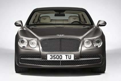 Bentley updated the 'higher performance premium sedan in the world'